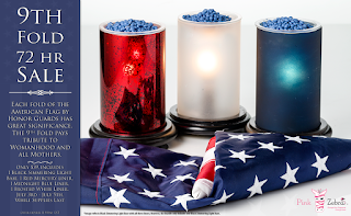 4th of July 9th Fold celebration sale