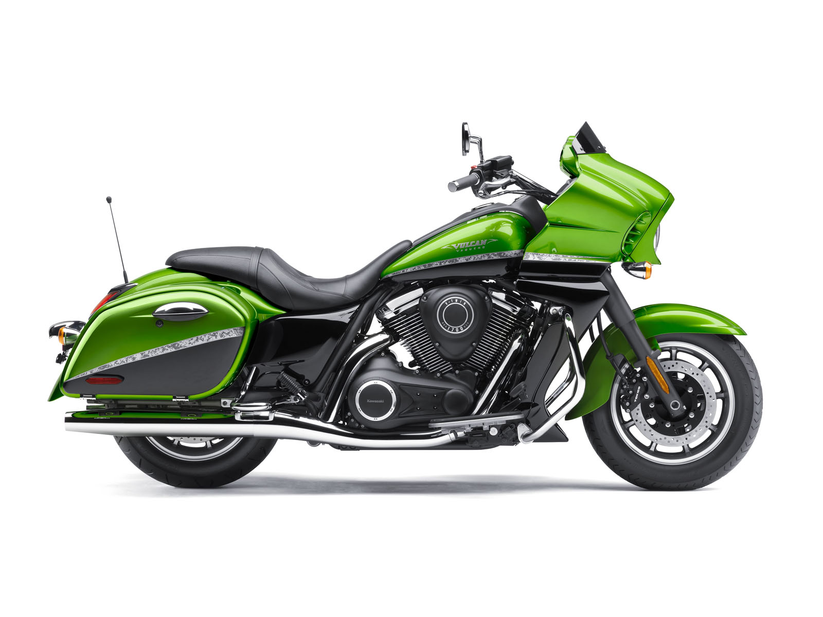 2011 Kawasaki Vulcan 1700 Vaquero Review   Specs  Pictures   One