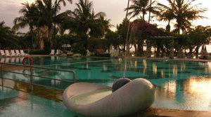 Illness bug hits hotel orquidea bahia feliz in gran for Salmonella swimming pool