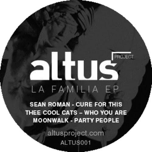 Altus Project - La Familia EP