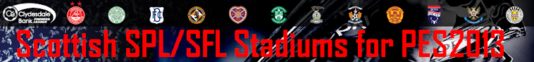 Scottish SPL/SFL Stadiums