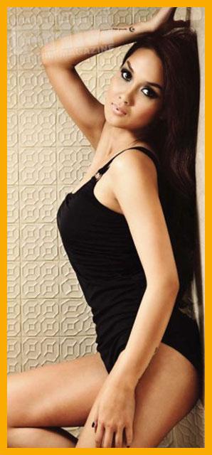 Sexy Sara Wijayanto Hot