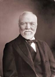 Carnegie, con jupiter en cancer
