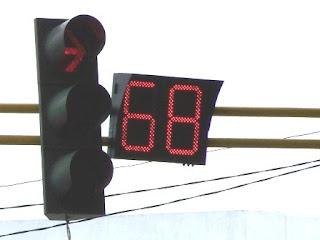 Cara Kerja Lampu Lalu Lintas (Traffic Light)....!!!