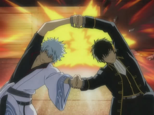 Gintoki And Tsukuyo Fanfiction Who do you want Gintok...
