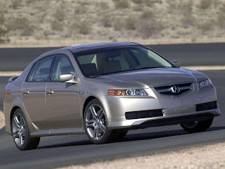 Acura Tl With Aspec Performance Package Car Photo Wallpaper