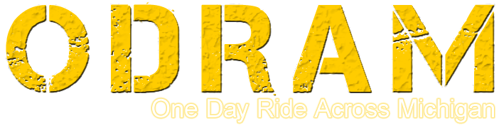2015 ODRAM • One Day Ride Across Michigan