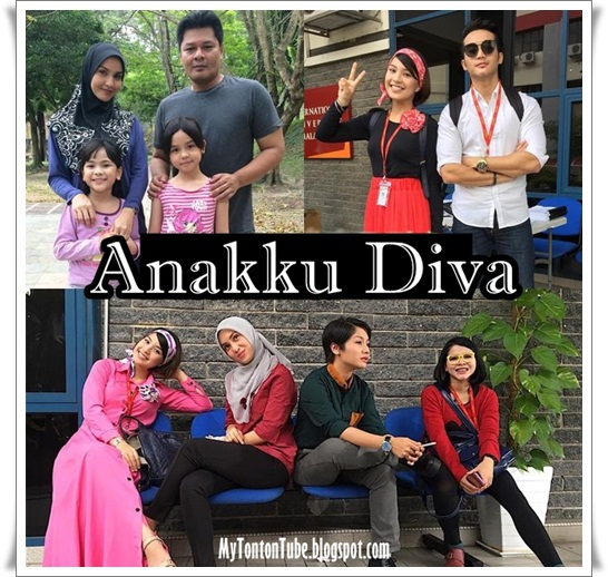 Drama Anakku Diva (2016) Slot Dahlia TV3 - Full Episode