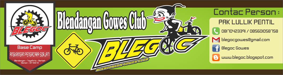 BLEGOC - Blendangan Gowes Club