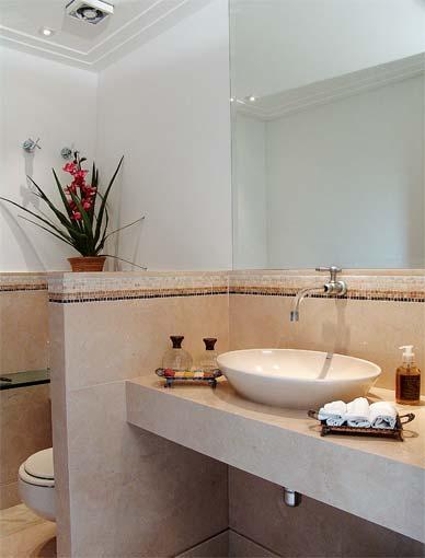 decoracao banheiro lavabo : DecorandoShow: Lavabos - pequenos mas esbeltos