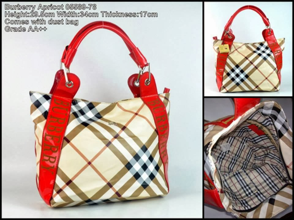 HANDBAG BURBERRY CRAZY SALE