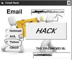 how to hack an email account