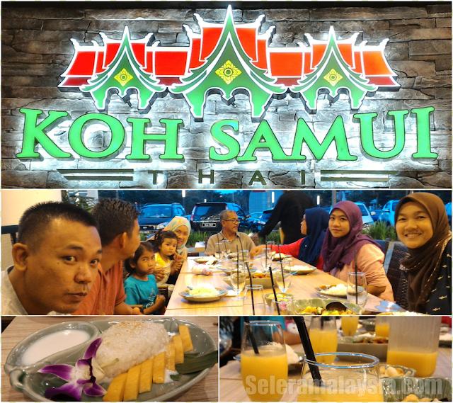 Koh Samui Thai Restaurant