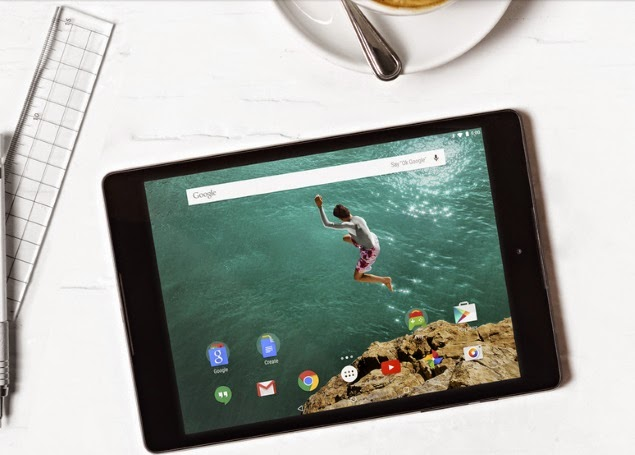 Google Nexus 9 Tablet , gadgets