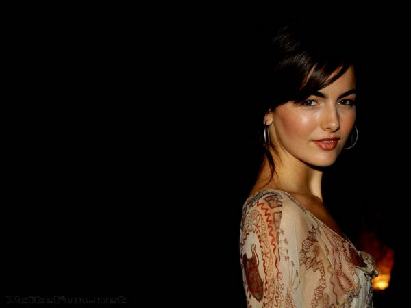 Camilla Belle amazing pose