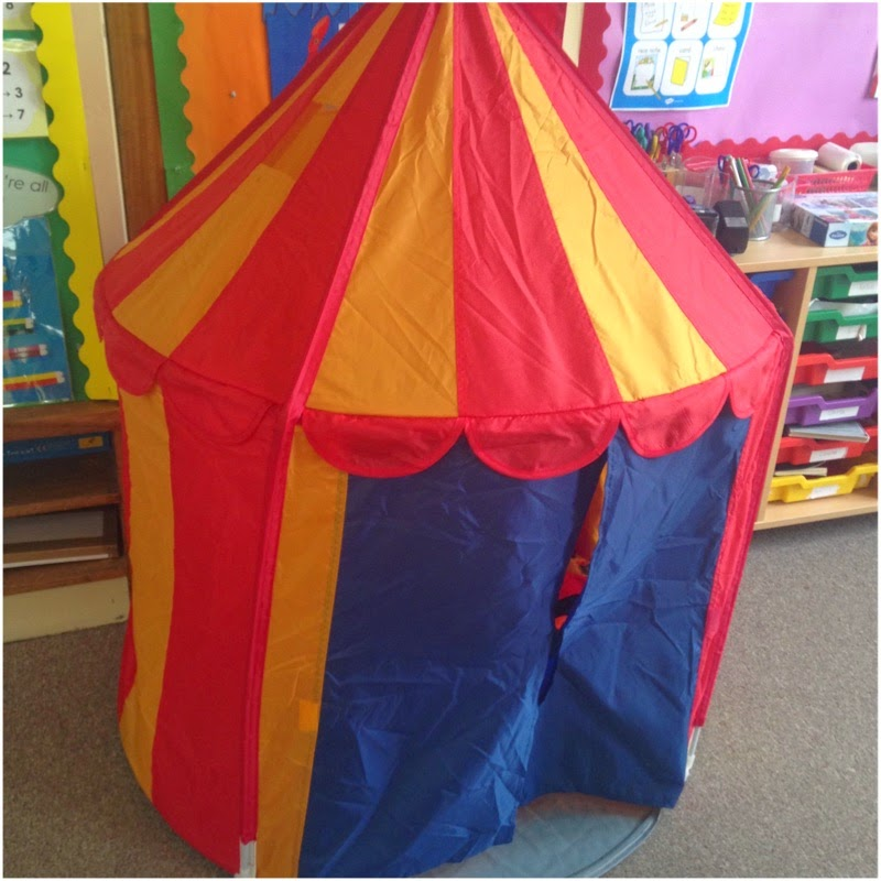 On a recent visit to Ikea I spotted this pop up circus tent. It was only £17 and I thought it would be perfect in my classroom. Right now itu0027s a u0027Reading ... & A Sneak Peak Into My Classroom - Jenna Suth