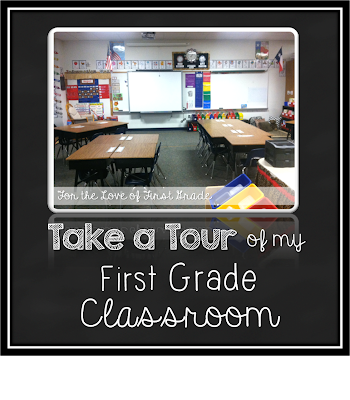 http://fortheloveoffirst.blogspot.com/2013/08/b2s-necessities-classroom-tour-freebie.html