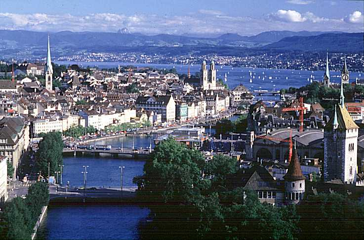 Traveler Guide: Zurich City Tourzurich city