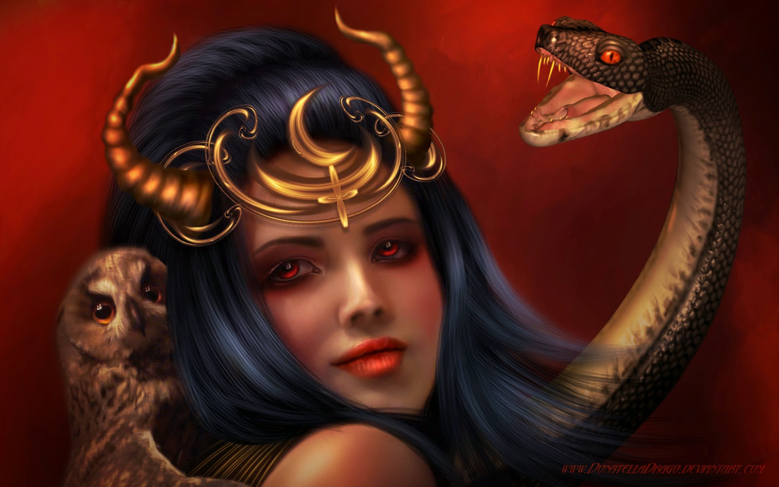 Ritual Of Lilith  goddess of  Lilith