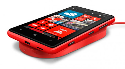 Wireless Charging by nokia for lumia
