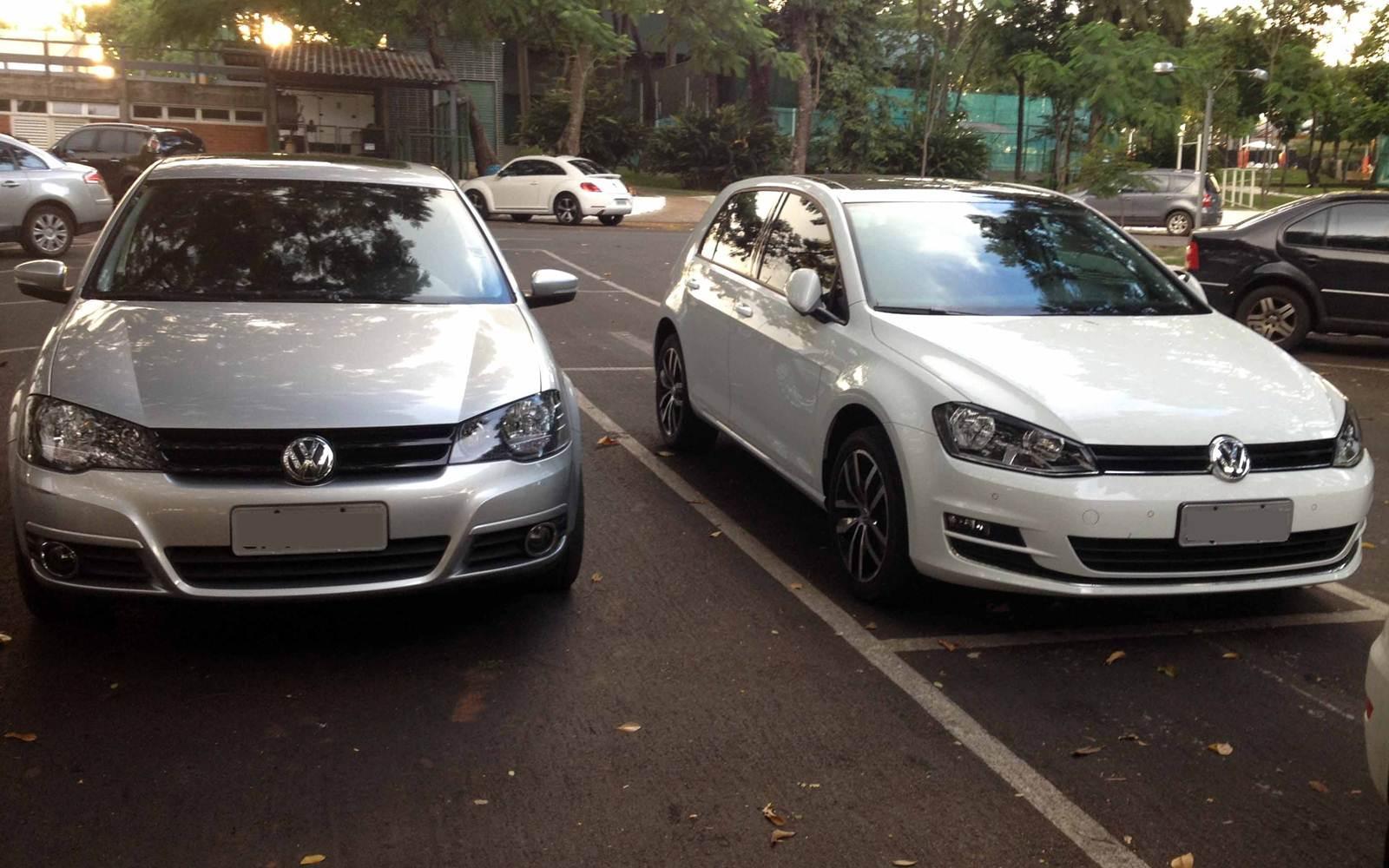 Volkswagen Golf 4,5 2014 - fim  de produção