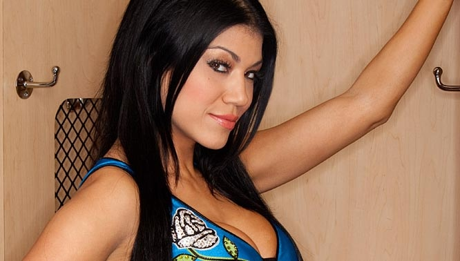 666 x 378 jpeg 74kB, WWE Rosa Mendes   Wrestling All Stars source ...