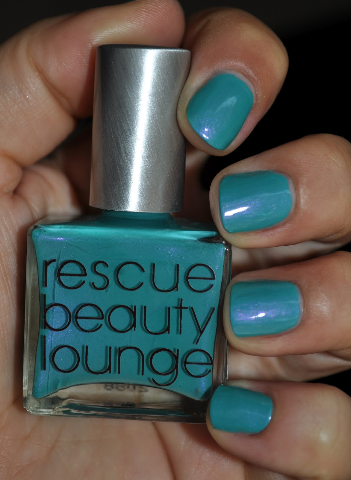 So Lonely in Gorgeous: Rescue Beauty Lounge \'Aqua Lily\'