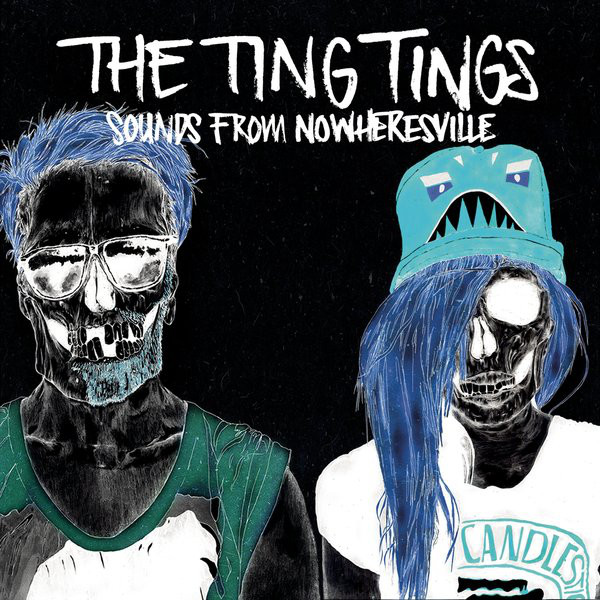 The Ting Tings - Sounds from Nowheresville (Deluxe Edition) Cover