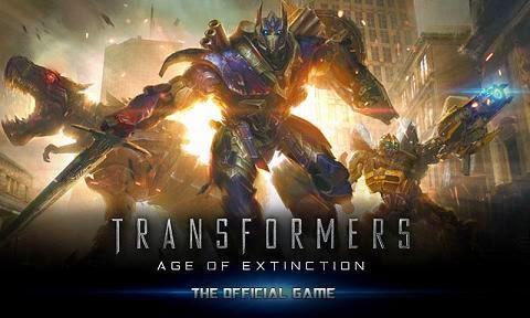 لعبة الأكشن والمغامره المتحولون للاندرويد - TRANSFORMERS AGE APK