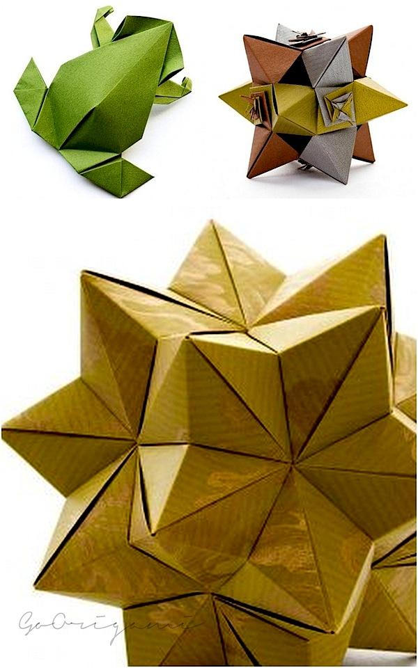 WABI SABI Scandinavia  Design Art and DIY DIY ORIGAMI