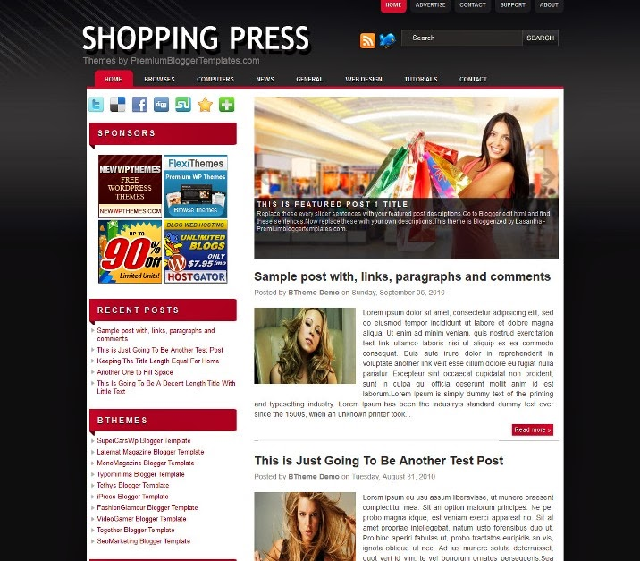 Shopping Press
