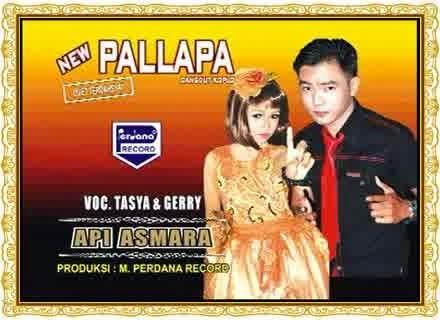 Album New Pallapa Gerry & Tasya 2015