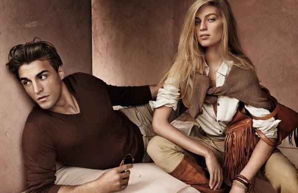 Massimo Dutti primavera verano 2015 moda
