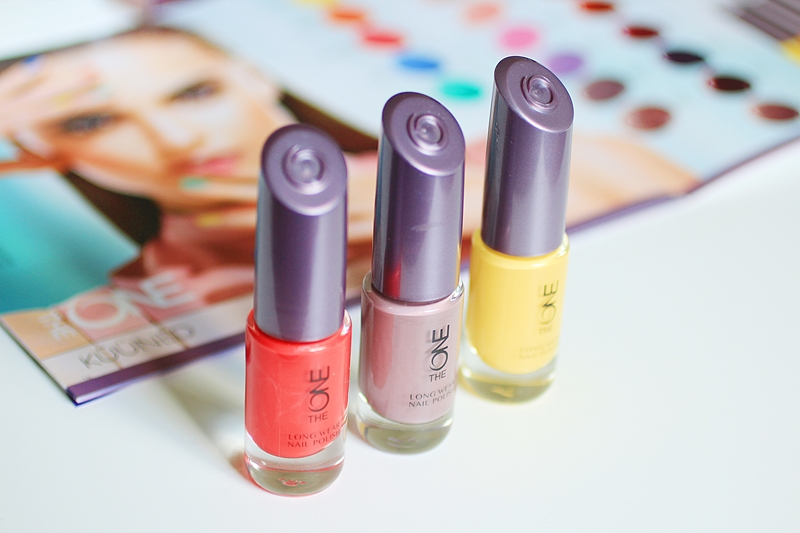 oriflame long wear nail polish