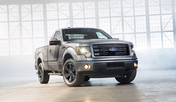 Ford Announces First EcoBoost-Powered Sport Truck: 2014 F-150 Tremor