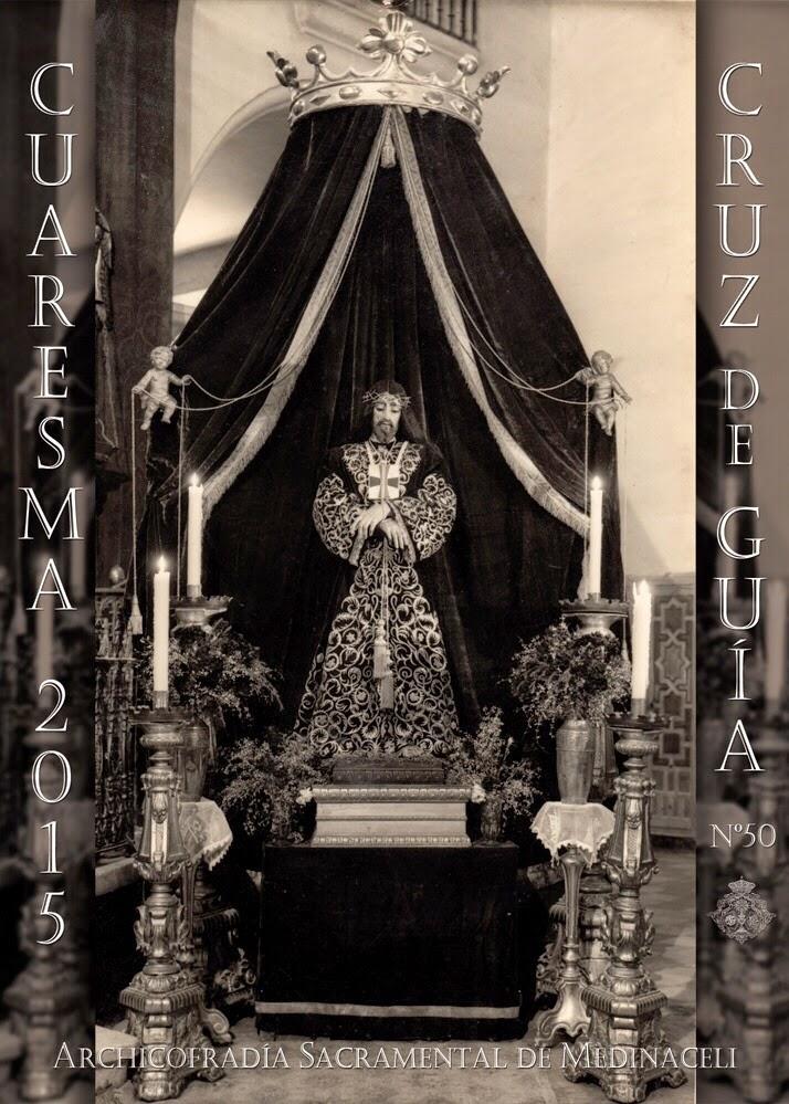 Boletín Cruz de Guía Nº50 - Cuaresma 2015