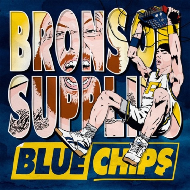 Action Bronson Blue Chips Action Bronson   Blue Chips (Mixtape Download)