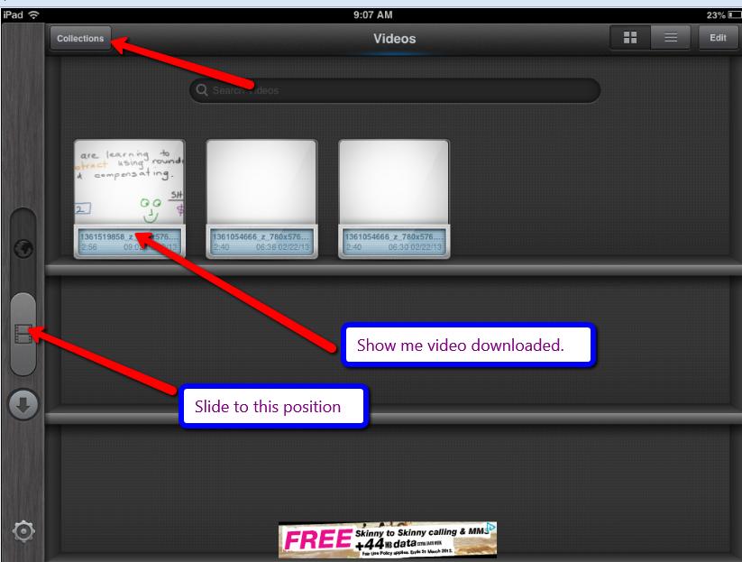 how to use imovie on ipad pro