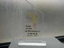 Clube do Ano 2012 - Minibasquete