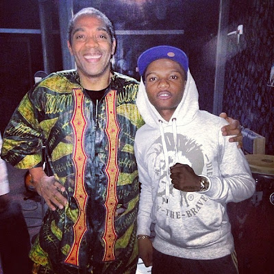 wizkid collaborates with femi kuti