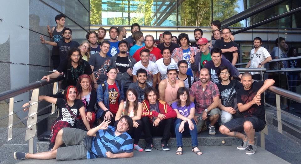 Creadores de videojuegos se re nen en la 5 edici n del for Inscripciones jardin 2016 uruguay