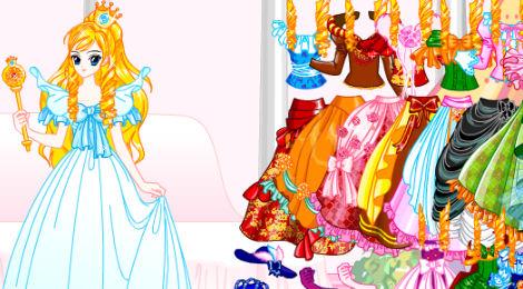 Juegos de Sirenas >> Jugar Juegos de Vestir Maquillar  - Juegos De Peinar Sirenas