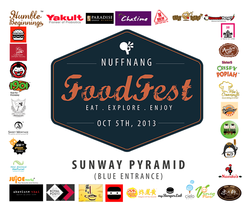 Event: Nuffang Food Festival 2013 Review