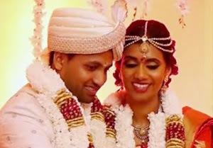Sri Lankan Tamil Hindu Wedding
