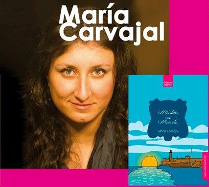Mis días con Marcela: María Carvajal - Mar%2525C3%2525ADa%252BKarmo