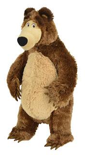 peluche masha orso