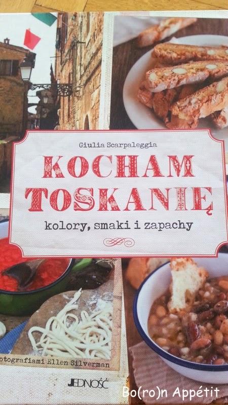 Recenzja książki Kocham Toskanię