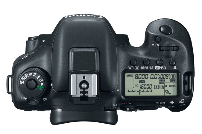 Canon EOS 7D Mark II Digital Camera