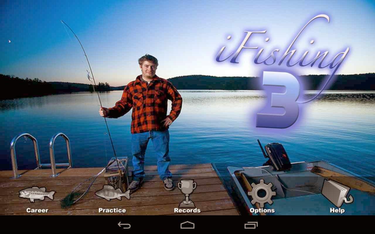 i Fishing 3 Lite Balık Tutma Android Oyunu resim 2