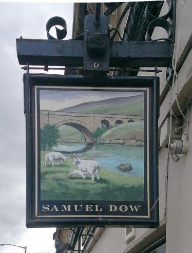 Samuel Dow, Glasgow